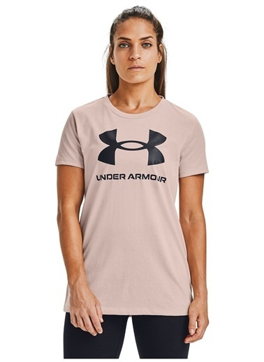 Under Armour Tişört Somon